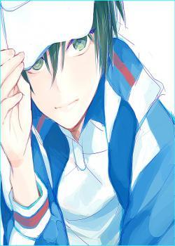 (Hoàng tử tennis đồng nghiệp tam bộ khúc) - Ryoma Echizen