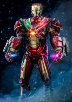 Marvel Chi Thanos Tiểu Đệ Đệ